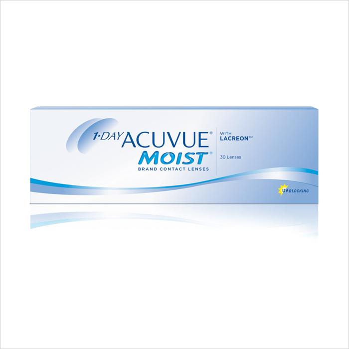 Acuvue 1 Day Moist 90 Pk