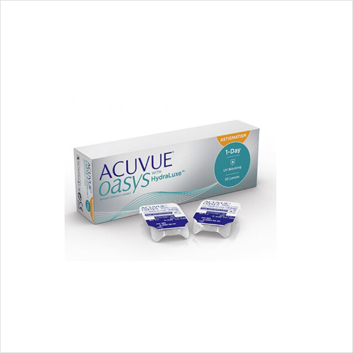 Acuvue Oasys 1 Day Astig 30 Pk